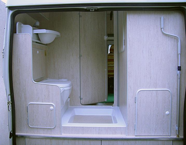 Kit salle de bain pour camping car ~ Embellir Votre Logement