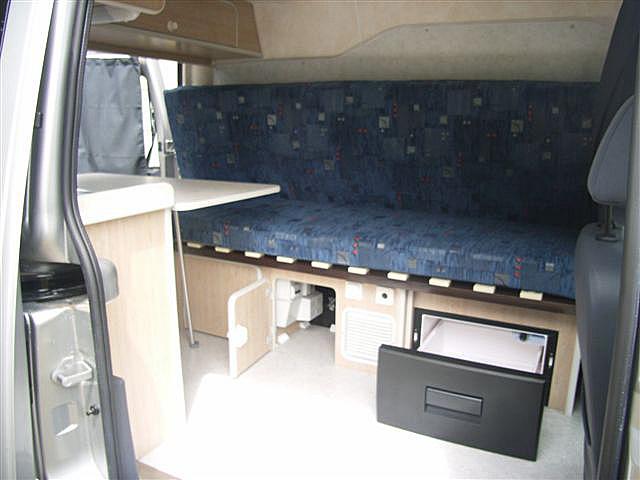Célèbre Aménagement de fourgons en camping car sur mesure CL32